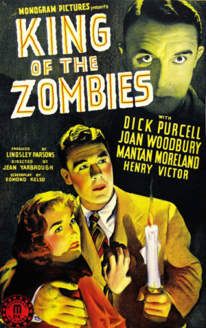 Король зомби (King of the Zombies) 1941