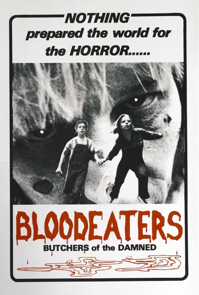Пожиратели крови (Bloodeaters) 1980