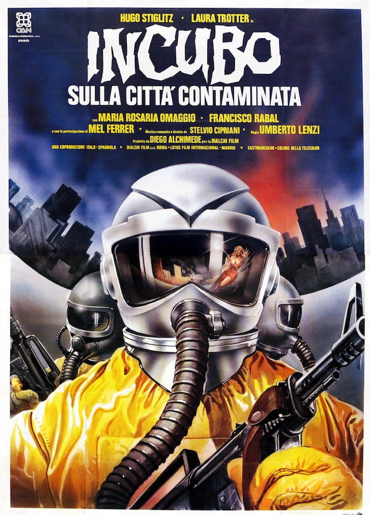 Город зомби (Incubo sulla città contaminata) 1980