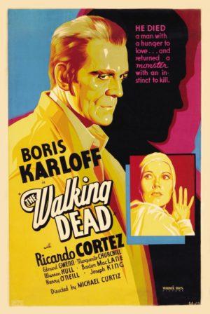Разгуливая мертвым / Ходячие мертвецы (The Walking Dead) 1936