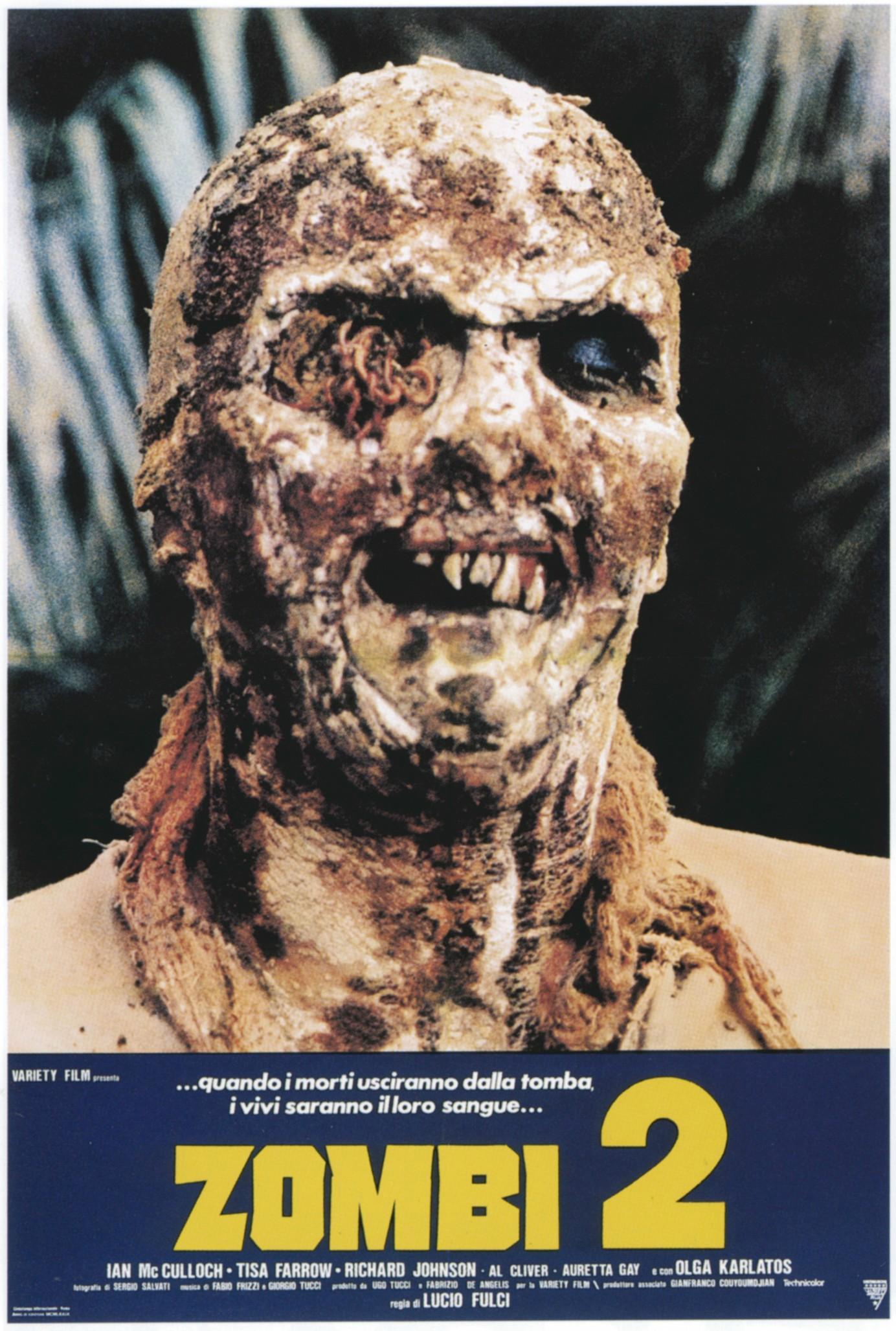 Пожиратели плоти (Zombi 2) 1979