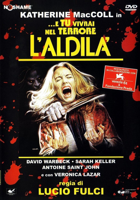 Седьмые врата ада (E tu vivrai nel terrore — L'aldilà) (1981)