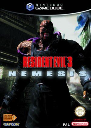 Resident Evil 3: Nemesis (Biohazard 3: Last Escape)