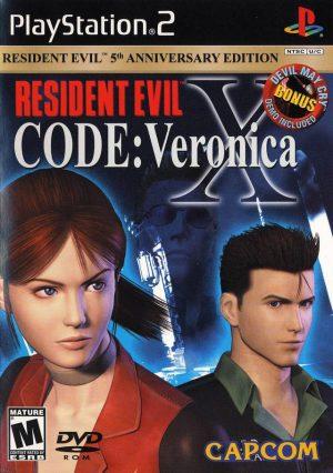 Resident Evil Code: Veronica (Biohazard Code: Veronica)