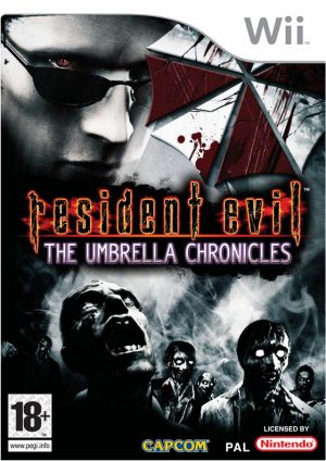 Resident Evil: The Umbrella Chronicles (Biohazard: the Umbrella Chronicles)