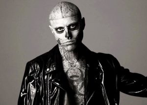 Zombie Boy (Рик Дженест)
