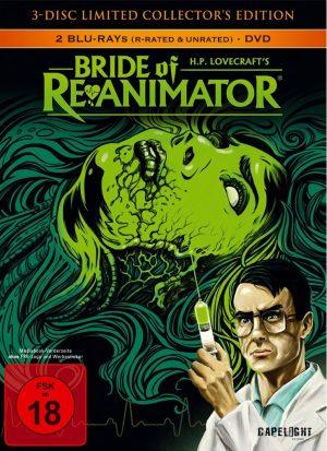 Невеста реаниматора (Bride of Re-Animator) (1989)