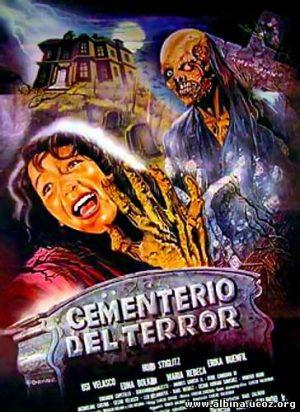 Кошмар на кладбище (Cementerio del terror) (1985)
