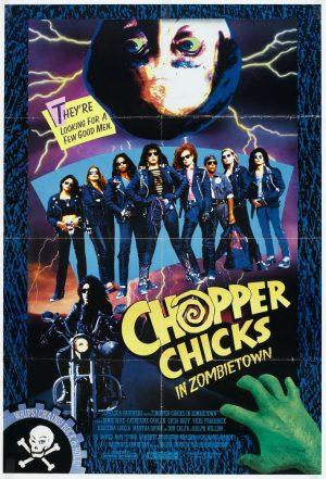 Курочки-байкеры в городе зомби (Chrome Hearts) (1989)