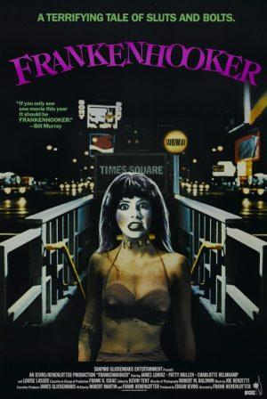 Франкеншлюхен / Фракеншлюха (Frankenhooker) (1990)