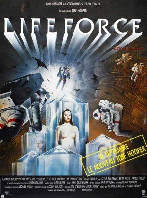 Жизненная сила (Lifeforce) (1985)