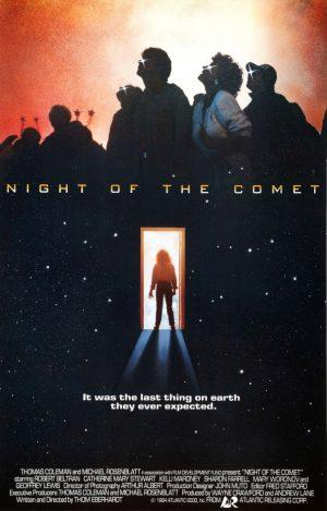 Ночь кометы (Night of the Comet) (1984)