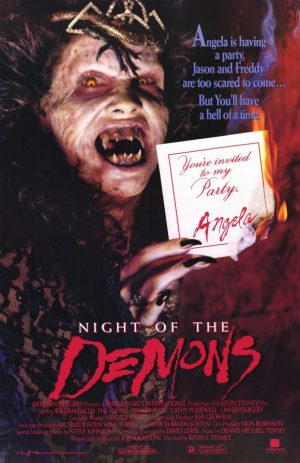 Ночь демонов (Night of the Demons) (1987)