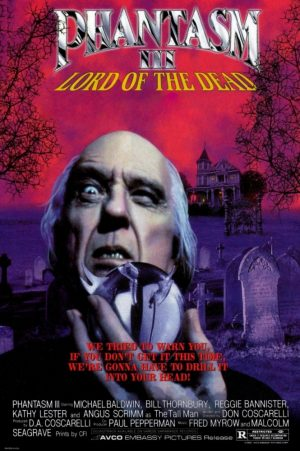 Фантазм 3 (Phantasm III: Lord of the Dead) (1993)