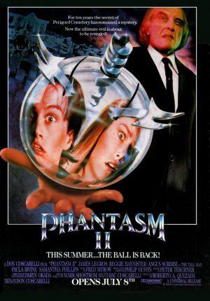 Фантазм 2 (Phantasm II) (1988)