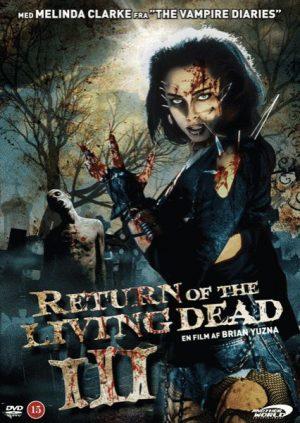 Возвращение живых мертвецов 3 (Return of the Living Dead III) (1993)