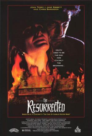 Воскресший (The Resurrected) (1991)