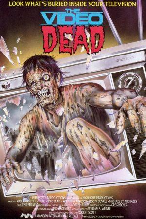 Телемертвецы (The Video Dead) (1987)