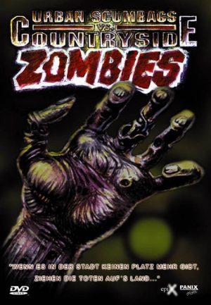 Городские отморозки против деревенских зомби (Urban Scumbags vs. Countryside Zombies) (1992)