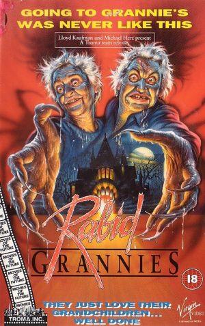 Бешеные бабушки (Les mémés cannibales) (1988)