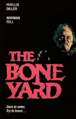 Хранилище костей / Оборотни старого морга (The Boneyard) (1991)