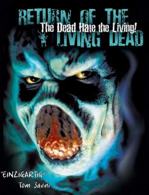 Мертвецы ненавидят живых! (The Dead Hate the Living!) (1999)