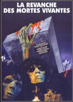 Месть оживших мертвецов (La revanche des mortes vivantes) (1987)
