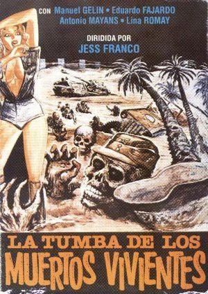 Могила живых мертвецов (La tumba de los muertos vivientes) (1982)