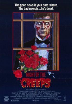 Ночь кошмаров (Night of the Creeps) (1986)