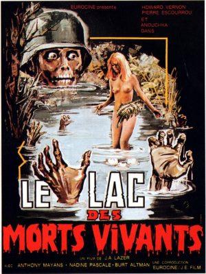 Озеро живых мертвецов (Le lac des morts vivants ) (1981)