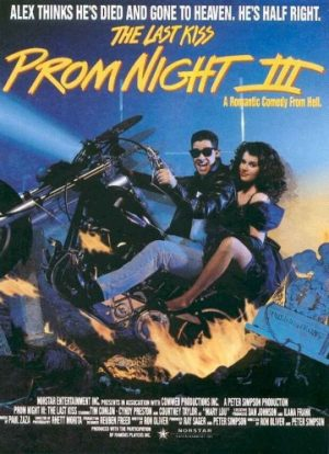 Школьный бал 3: Последний поцелуй (Prom Night III: The Last Kiss) (1990)