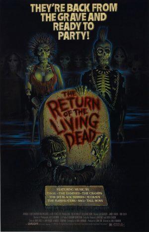 Возвращение живых мертвецов (The Return of the Living Dead) (1984)