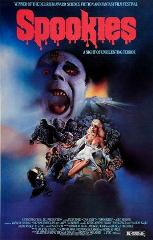 Жуть (Spookies) (1985)