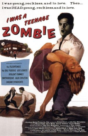 Я был зомби-тинейджером (I Was a Teenage Zombie) (1987)