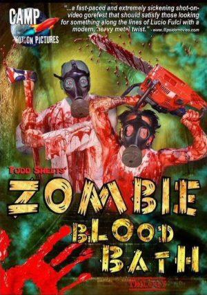 Кровавая баня зомби (Zombie Bloodbath) (1993)