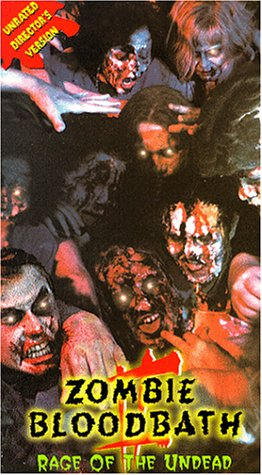 Кровавая баня зомби 2: Ярость неумерших (Zombie Bloodbath 2) (1995)